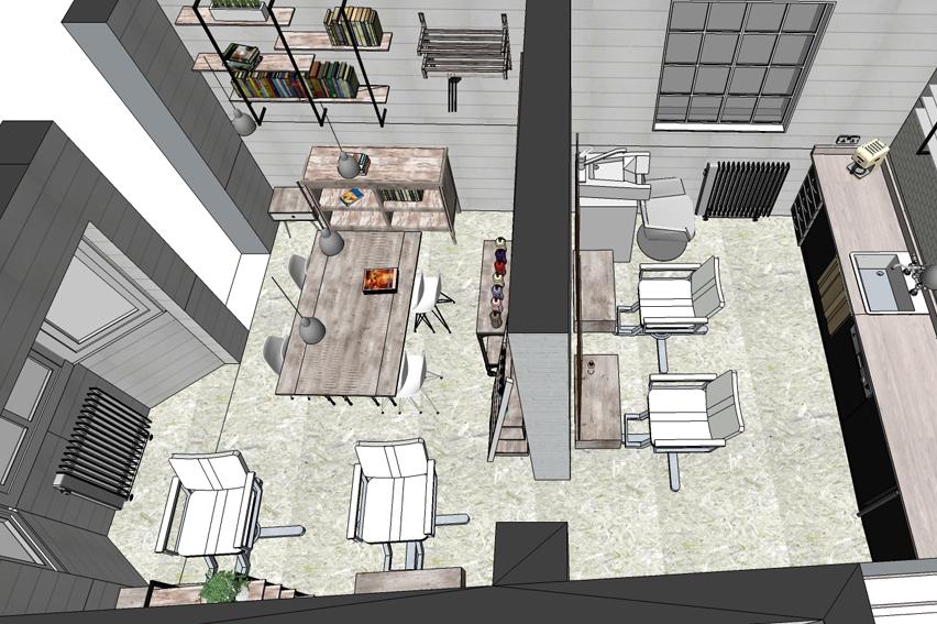 YKG-Oneness-Hair-salon-3D-Visualisation